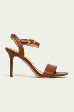 Lauren Ralph Lauren - Кожени сандали