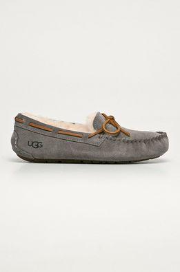 UGG - Велурени чехли Dakota