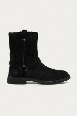 UGG - Semišové topánky Aveline