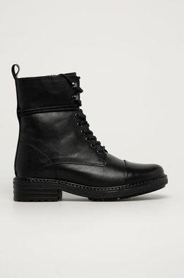 Aldo - Kožené kotníkové boty Onoressa