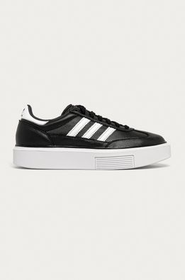 adidas Originals - Ghete de piele Sleek Super