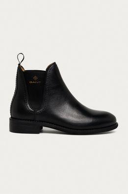 Gant - Kožené topánky Chelsea Ainsley