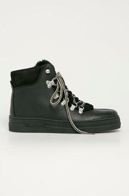 Gant - Kožené členkové topánky Breonna