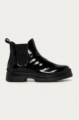 Gant - Kožené topánky Chelsea Windpeak