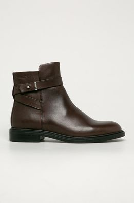 Vagabond - Kožené členkové topánky Amina