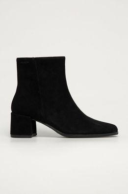 Vagabond - Kožené členkové topánky Stina