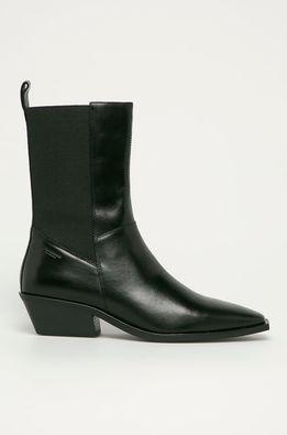 Vagabond - Kožené topánky Chelsea Ally