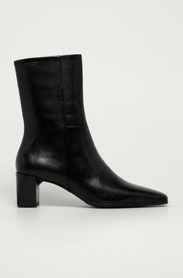 Vagabond - Kožené členkové topánky Gabi