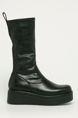Vagabond - Kožené kotníkové boty Tara
