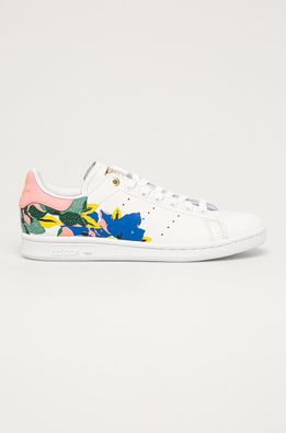 adidas Originals - Ghete de piele Stan Smith