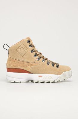 Fila - Semišové topánky Disruptor Hiking Boot