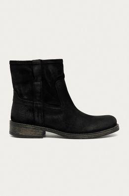 Wrangler - Semišové topánky