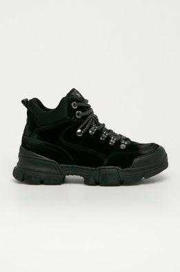 Wrangler - Pantofi de piele intoarsa