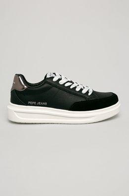 Pepe Jeans - Кожени обувки Abbey Top