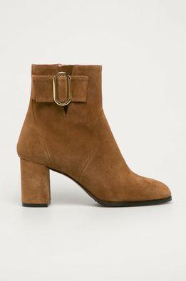 Hugo - Semišové topánky