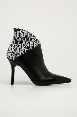 Karl Lagerfeld - Cizme de piele