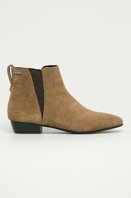Big Star - Semišové topánky