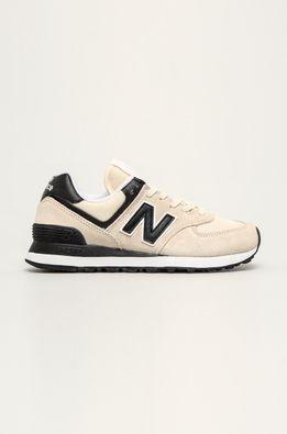 New Balance - Обувки WL574LBA