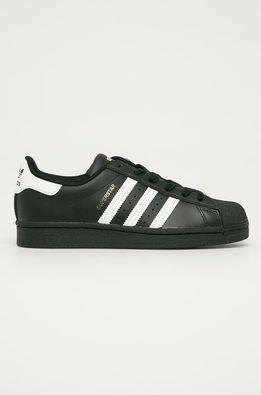 adidas Originals - Кожени обувки Superstar