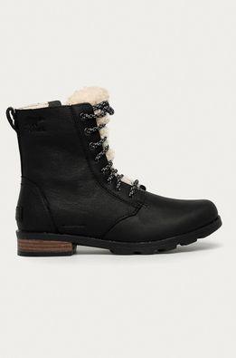 Sorel - Kožené členkové topánky Emelie