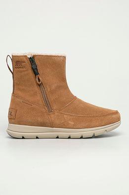 Sorel - Замшеві черевики Explorer Zip