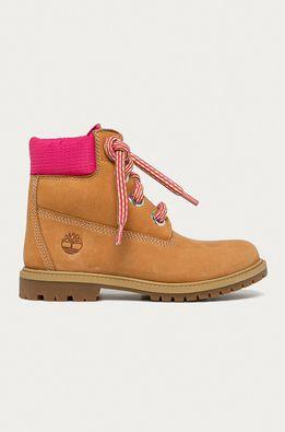 Timberland - Pantofi de piele intoarsa Heritage 6 In