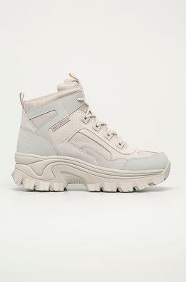 Skechers - Kožená obuv