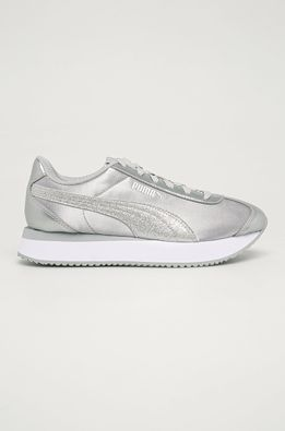 Puma - Pantofi Turino Stacked Glitter