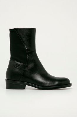 Liu Jo - Kožené členkové topánky