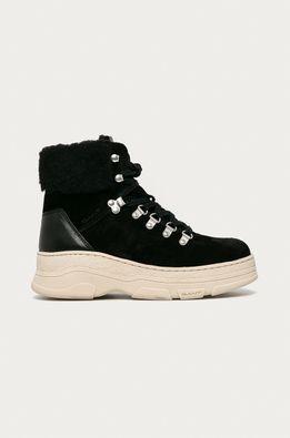 Gant - Kožená obuv Najor