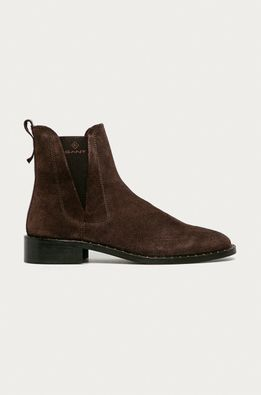 Gant - Semišové topánky Chelsea Hampton