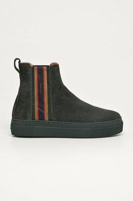 Gant - Semišové topánky Chelsea Vanna