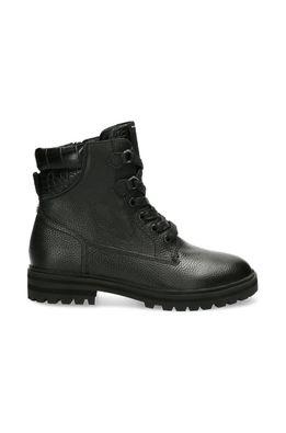 Mexx - Kožené členkové topánky Delena