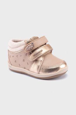 Mayoral - Детски половинки обувки от кожа