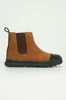 Mrugała - Детские кожаные ботинки