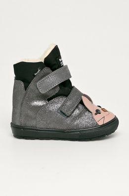 Mrugała - Detské kožené topánky