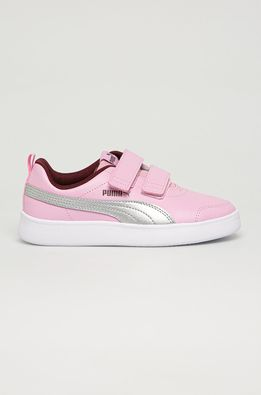 Puma - Pantofi copii Courtflex v2 V PS
