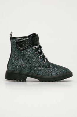 Pepe Jeans - Gyerek bakancs Hatton Velcro Glitter