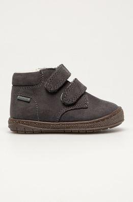 Primigi - Дитячі шкіряні кросівки