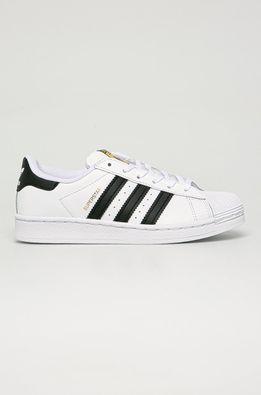 adidas Originals - Детски кожени обувки Superstar