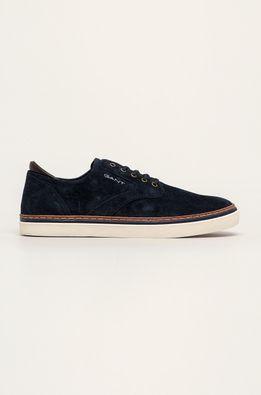 Gant - Kožená obuv Prepville