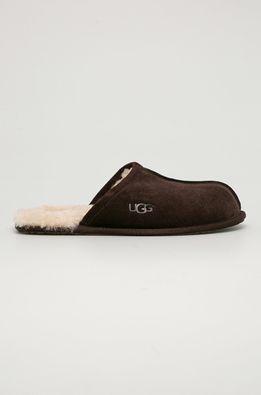 UGG - Semišové papuče Scuff