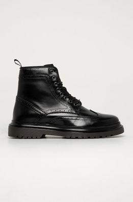 Gant - Kožené boty Beaumont