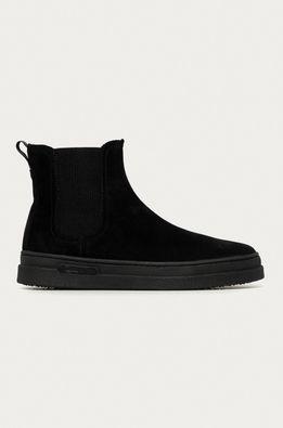 Gant - Semišové topánky Chelsea Cloyd