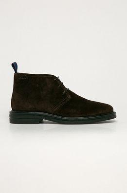 Gant - Semišové topánky Kyree