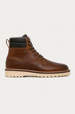 Gant - Kožená obuv Roden