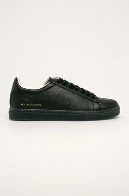 Armani Exchange - Kožená obuv
