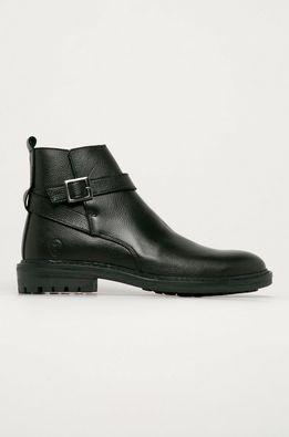 Trussardi Jeans - Кожаные ботинки
