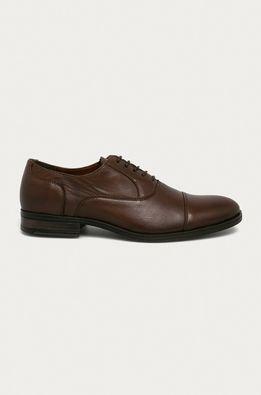 Jack & Jones - Кожени половинки обувки