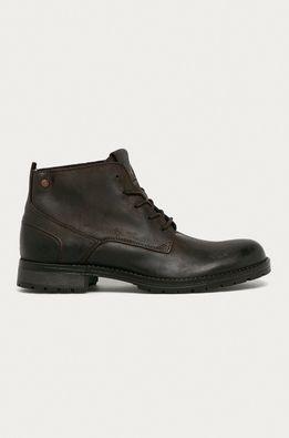 Jack & Jones - Pantofi inalti de piele